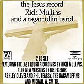 Jesus Record, The, RICH MULLINS, Very Good