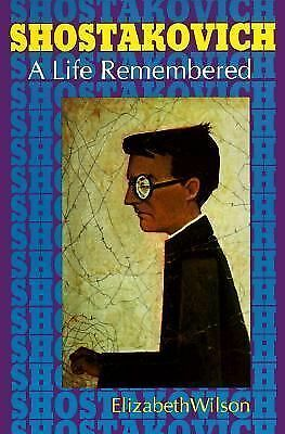 Shostakovich, Wilson, Elizabeth, Good Book