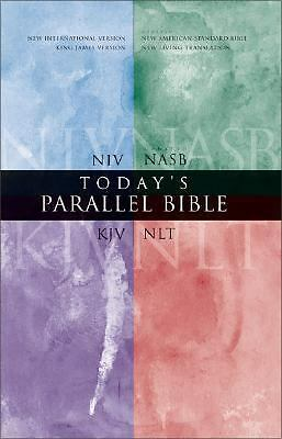 Today's Parallel Bible, ZONDERVAN, Good Book
