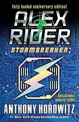 Stormbreaker (Alex Rider Adventure), Anthony Horowitz, Good Book