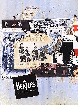 The Beatles Anthology (DVD, 2003, 5-Disc Set)
