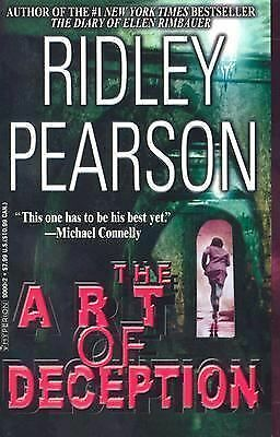 The Art of Deception by Ridley Pearson (2003, Paperback)