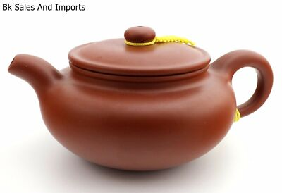 Yixing Clay Teapot 250ml, USA!, Zisha Teapot, Handmade purple clay teapot