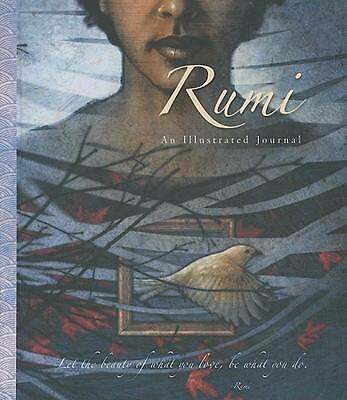 The Poetry of Rumi: An Illustrated Journal by