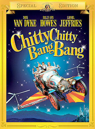 Chitty Chitty Bang Bang Special Edition)