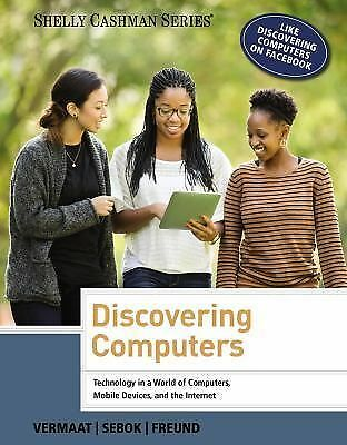 Discovering Computers 2014 (Shelly Cashman Series) by Vermaat, Misty E.