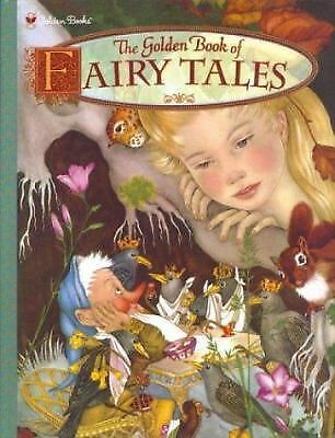 The Golden Book of Fairy Tales (Golden Classics), , Acceptable Book