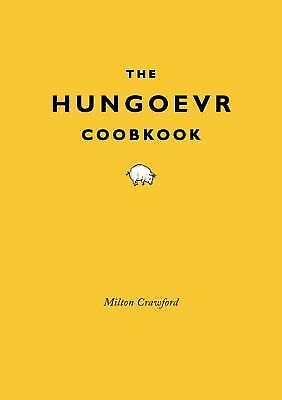 The Hungover Cookbook, Crawford, Milton, Acceptable Book