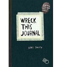 Wreck This Journal (Black) Expanded Ed. by Smith, Keri