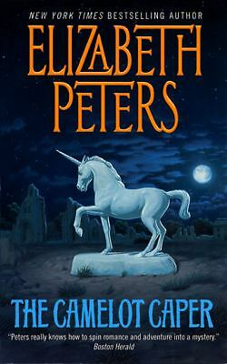 The Camelot Caper by Elizabeth Peters (2001, Paperback)