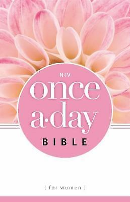 NIV, Once-A-Day Bible for Women, Paperback by Zondervan