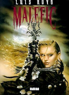 Malefic by Royo, Luis
