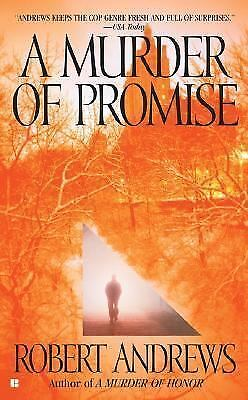 A Murder of Promise by Robert Andrews (2003, Mass Market Book)
