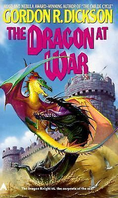 The Dragon At War by Gordon R. Dickson (1993, Paperback)