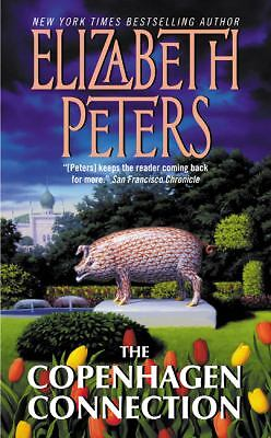 The Copenhagen Connection by Elizabeth Peters (2001, Paperback)