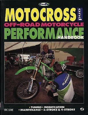 Motocross and Off-Road Motorcycle Performance Handbook (Cyclepro) by