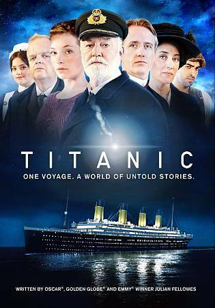 Titanic by Tom Turnbull, Toby Jones, Linus Roache