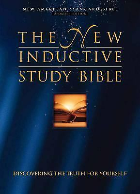 The New Inductive Study Bible, Precept Ministries International, Acceptable Book