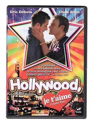Hollywood, Je T'Aime (DVD, 2009)