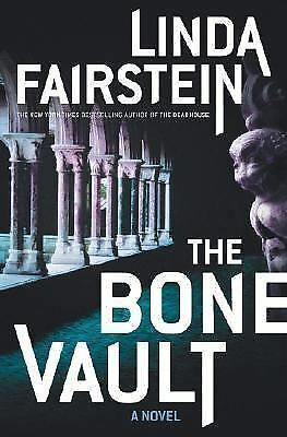 Alexandra Cooper Mysteries: The Bone Vault by Linda Fairstein (2003, Hardcover)