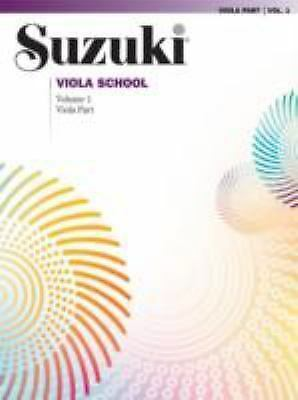 Suzuki Viola School, Vol 1: Viola Part by Alfred Music