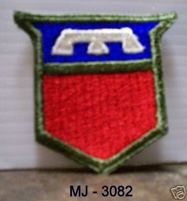 US Army 76th Infantry Division Embroidered Patch