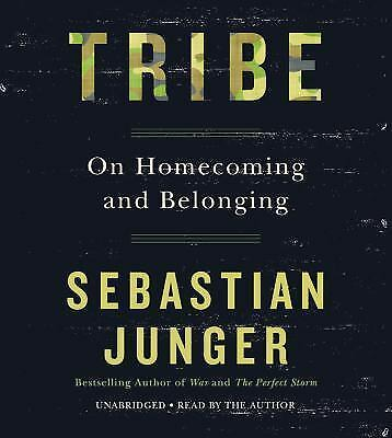 Tribe : On Homecoming and Belonging by Sebastian Junger Hardback