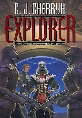 Explorer Foreigner 6 Daw Books Collector, No. 1238
