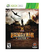 History: Legends of War Patton - Xbox 360
