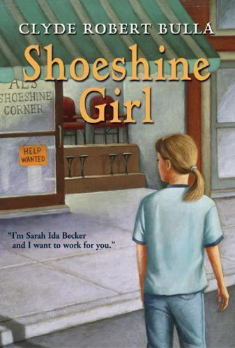 Shoeshine Girl Trophy Chapter Books Paperback