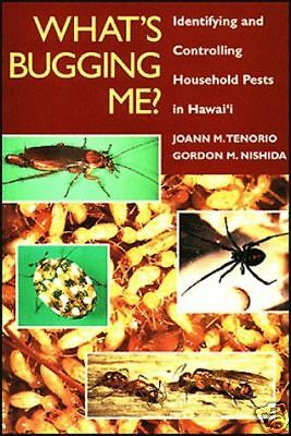 What's Bugging Me? -Nishida, Tenorio -Pests Bugs Hawaii