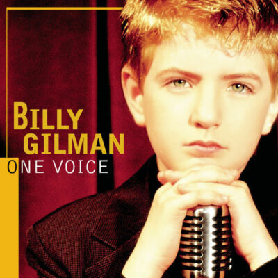 One Voice by Billy (Country Vocals) Gilman (Cassette, Jun-2000, Sony...