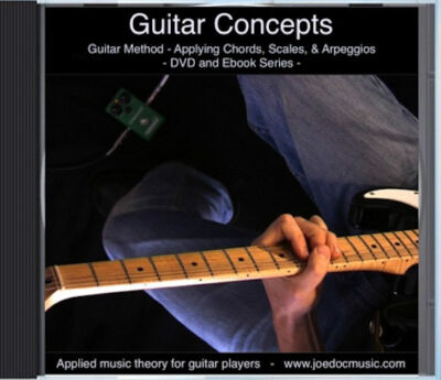Learn & Master The Guitar Fretboard / Lead Guitar Course Beginner to Advanced