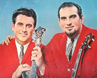 The Osborne Bros - Bobby & Sonny - LP