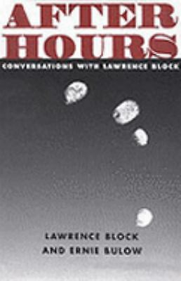 After Hours: Conversations With Lawrence Block
