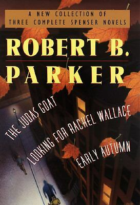 Wings Bestsellers: Robert Parker: A New Collection of Three Complete Spenser N..