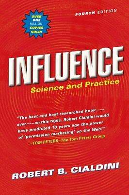 Influence: Science and Practice (4th Edition), Robert B. Cialdini, Good Conditio