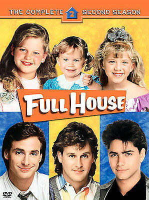 Full House: Season 2 by John Stamos, Bob Saget, Dave Coulier, Candace Cameron,