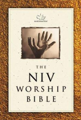 Maranatha! The NIV Worship Bible, , Good Book