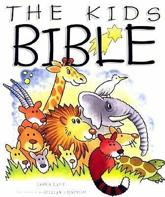 The Kids Bible, Leena Lane, Good Condition, Book