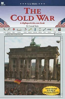 The Cold War (U.S. Wars), Stein, R. Conrad, Good Condition, Book