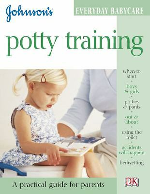 Potty Training (Johnson's Everyday Babycare), Godridge, Tracey, Good Condition,
