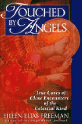 Touched by Angels, Freeman, Eileen Elias, Good Condition, Book
