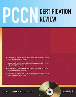 PCCN Certification Review (Brorsen, PCCN Certification Review with CD-ROM), Roge