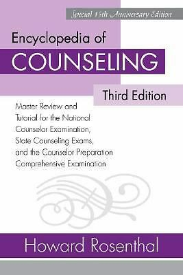 Encyclopedia of Counseling Package: Encyclopedia of Counseling: Master Review an