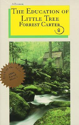 The Education of Little Tree, Forrest Carter, Good Condition, Book
