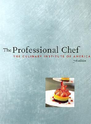 The Professional Chef, Culinary Institute of America, Good Book