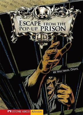 Escape From the Pop-up Prison (Library of Doom), Dahl, Michael, Good Condition,