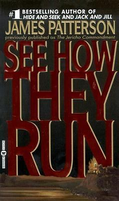 See How They Run, James Patterson, Good Condition, Book