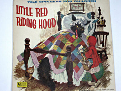 Tale Spinners: Little Red Riding Hood - Children's LP